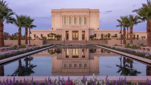 Mesa Arizona Temple Rededication Sessions