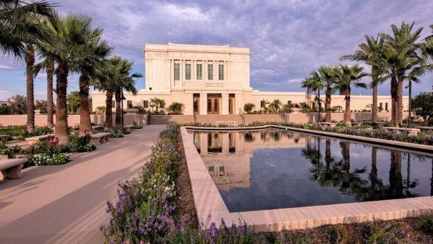 Mesa Temple Open House
