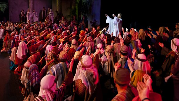 Auditions for Mesa Easter Pageant: Jesus the Christ